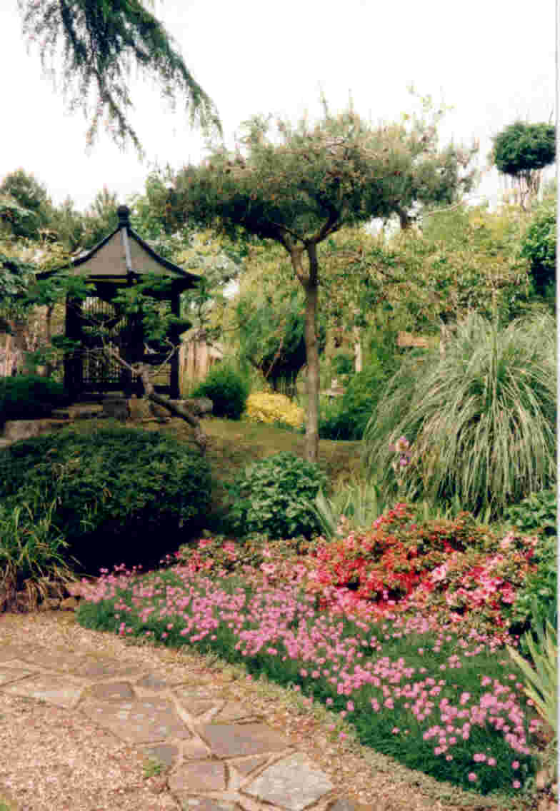 Pureland japanese garden and meditation centre simple for Easy japanese garden