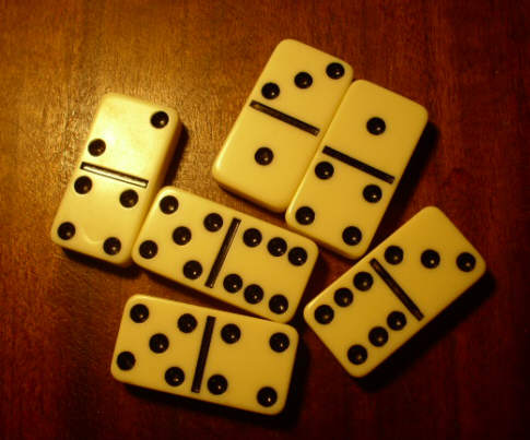 dominoes magic tricks