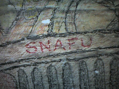 SNAFU world war II picture