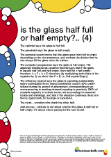 is the glass half full or half empty quotes 4