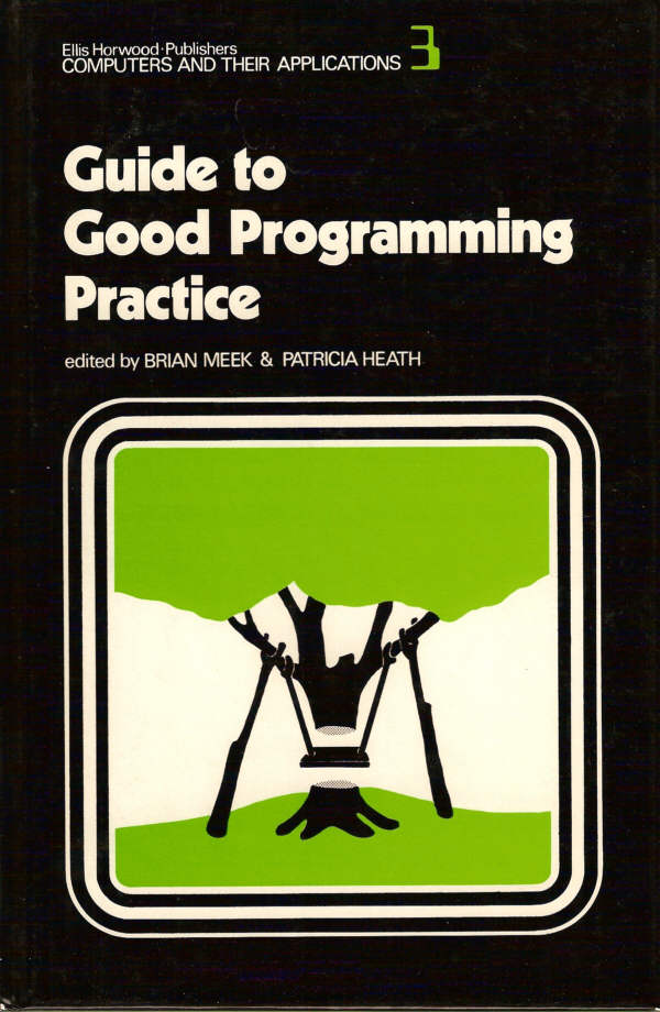 book cover treeswing - guide to good  programming